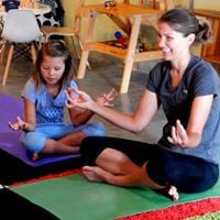 Parent &amp Me Yoga