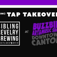 Buzzbin Art &amp Music Shop Mini SRB Tap Takeover