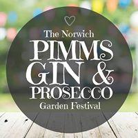 The Norwich Pimms Gin &amp Prosecco Garden Festival
