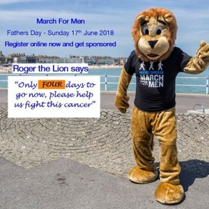 March For Men - A Family Event
