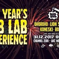 New Years Dub Lab Experience