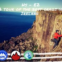 Winter Presentation - A tour of the best crags in Ireland