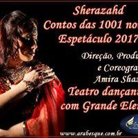 Sherazahd Contos das 1001 noites