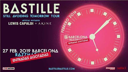 Bastille en Barcelona