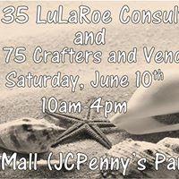 Outdoor CraftVendor Fair &amp Mega Multi LuLaRoe Consultant Popup