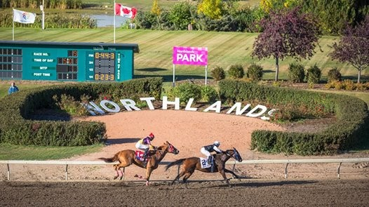 Northlands Park Racetrack