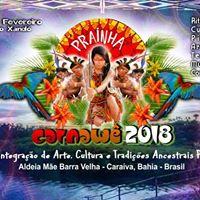 Carnaw 2018-Integrao de Arte Cultura e Tradies Ancestrais