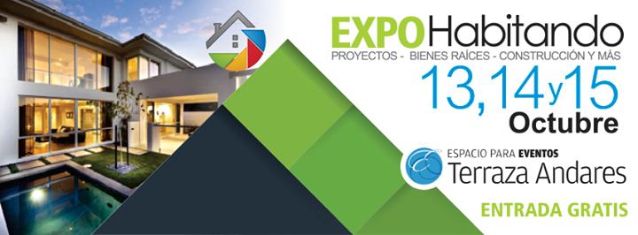 Expohabitando 2017 En Terraza Andares 13 14 Y 15 De Octubre