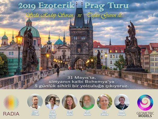 Ezoterik Prag Turu -Simyann Kalbi Bohemyaya Sihirli Bir Yolcul
