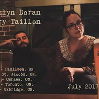 Brooklyn Doran &amp Rory Taillon Live at The Second Wedge