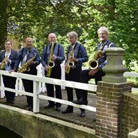 Concert saxofoonquintet Opus 5 in Leegkerk