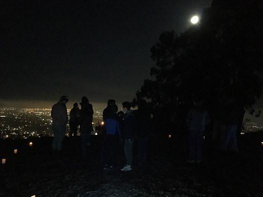 Berkeley Easter Sunday Sunrise Service 2019