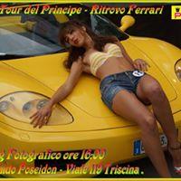 Shooting Fotografico Ferrari Club Gilles Villeneuve Palermo