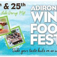 Adirondack Wine &amp Food Festival