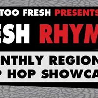 Fresh Rhymes - Regional Hip Hop Showcase