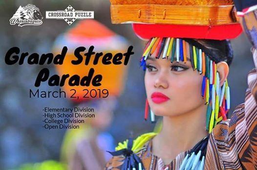 Panagbenga Street Parade 2019