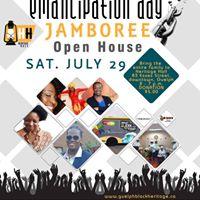 Emancipation Day Jamboree - Open House
