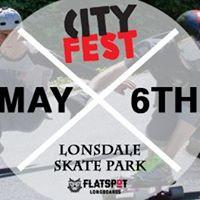 2017 North Vancouver City Fest Longboard Races