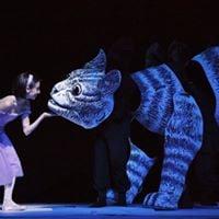 Ballet on FILM Alice in Wonderland