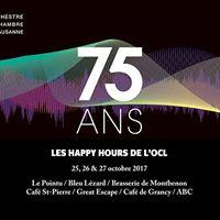 Les Happy Hours de lOCL