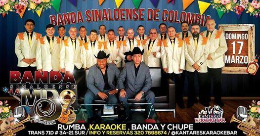 Banda MB de los Zaizar Este Domingo