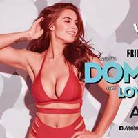 Voodoo Fridays Present Love Islands Dom  Jess  11-08-17