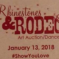2018 Rhinestones &amp Rodeo