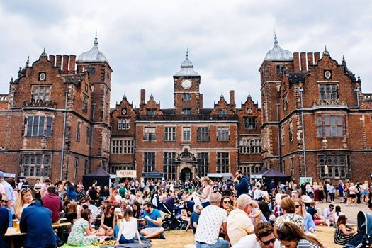 The Independent Birmingham Festival At Aston Hall