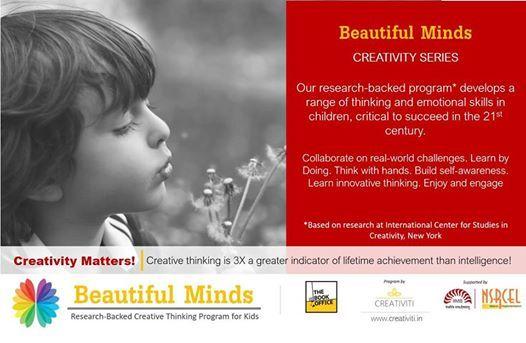 Beautiful Minds  Creative Thinking Program