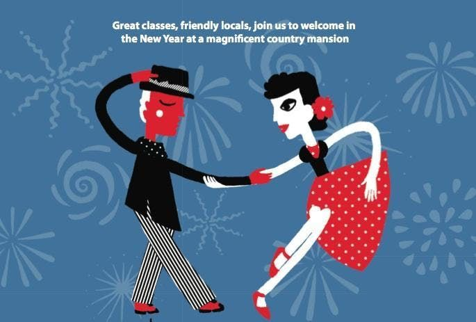 New Years Eve Swing Dance Party