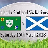 Ireland v Scotland - Dublin Weekend