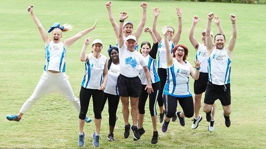 Run for PCFA at the Australian Running Festival
