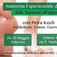 Anatomia Esperienziale con Petra Koch