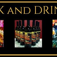 Creative Chaos presents INK and DRINK