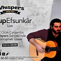 Grup Efsunkr Whispers Music Barda