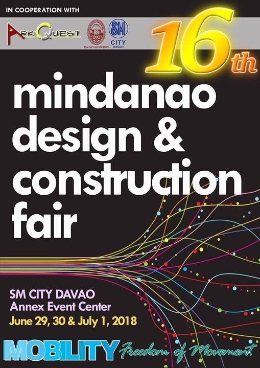 16th Mindanao Design & Construction Fair