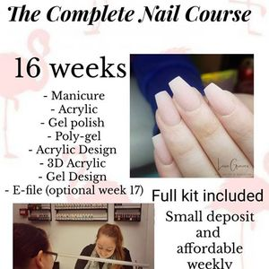 Gel nail courses events in the City  Top Upcoming Events for gel