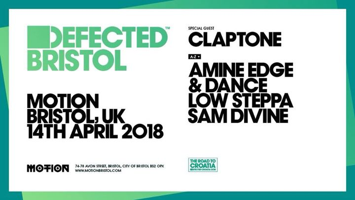 Defected bristol claptone amine edge dance more ambassador defected bristol claptone amine edge dance more ambassador page malvernweather Image collections