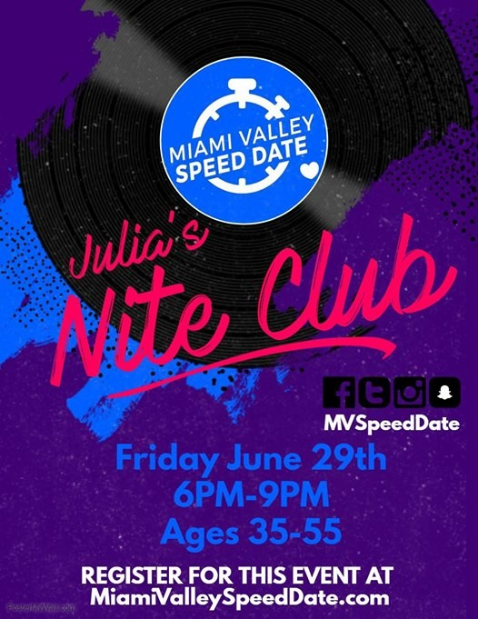 Speed dating miami events tonight