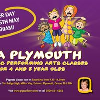 PQA Plymouth - Free Poppets Taster Day