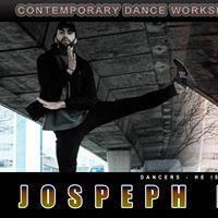 Contemporary dance workshop with Joseph Mannion