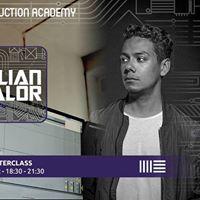Julian Calor Masterclass
