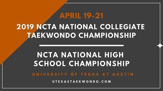 44th National Collegiate Taekwondo Championship