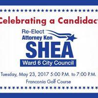 Ken Shea Fundraiser