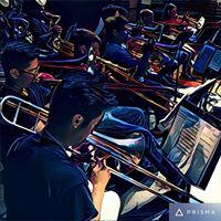 1st Full Band Rehearsal