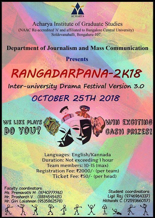 Rangadarpana-2K18