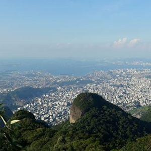 TRILHA PICO DA TIJUCA O segundo pico mais alto do Rio