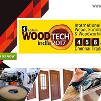 Woodtech India 2017 Chennai