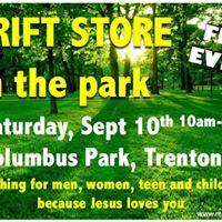 10th September Events In Trenton