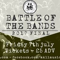 MK11 Presents Battle Of The Bands 2017 Final